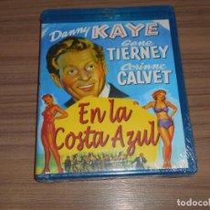 Cine: EN LA COSTA AZUL BLU-RAY DISC GENE TIERNEY NUEVO PRECINTADO. Lote 277718023
