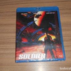 Cine: SOLDIER BLU-RAY DISC KURT RUSSELL NUEVO PRECINTADO. Lote 277719053