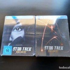 Cine: STAR TREK DISCOVERY TEMPORADAS 1 Y 2 STEELBOOK. Lote 278161538