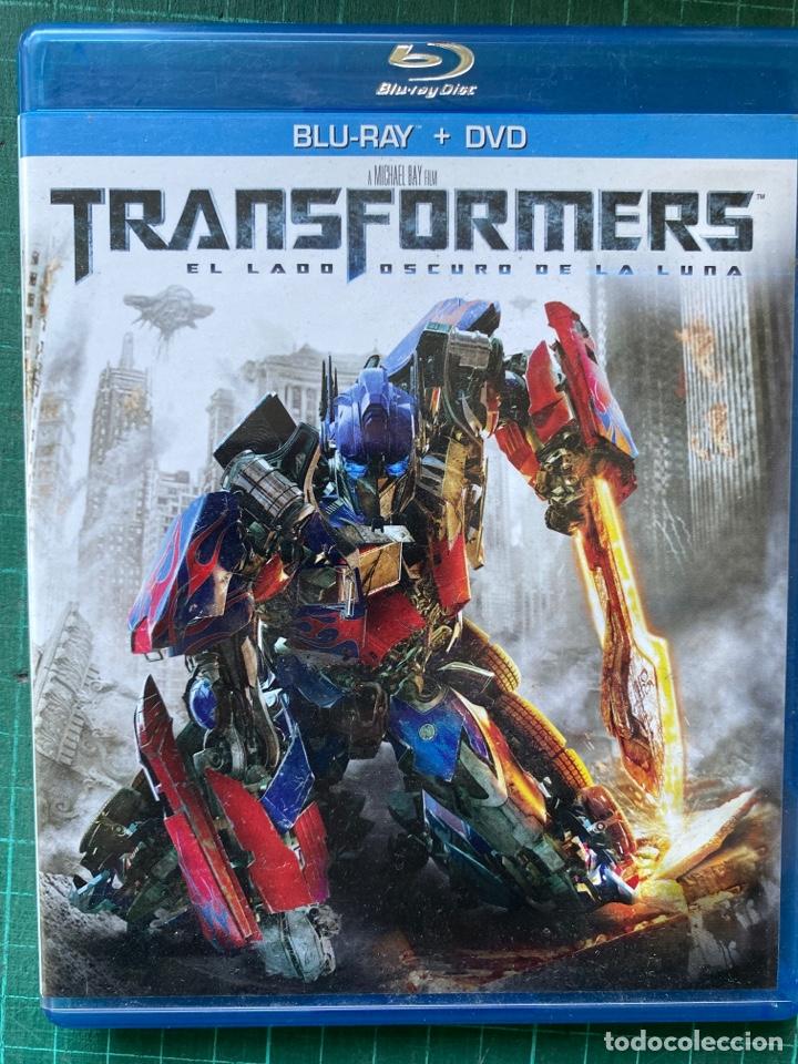 TRANSFORMERS: EL LADO OSCURO DE LA LUNA (2011) (ACCIÓN/CIENCIA FICCIÓN) (BLU-RAY + DVD) (Cine - Películas - Blu-Ray Disc)
