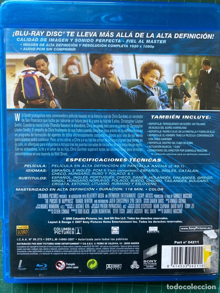 Cine: En Busca de la Felicidad (Pursuit of Happiness) (2006) (Drama) (Blu-Ray ) - Foto 2 - 278183203