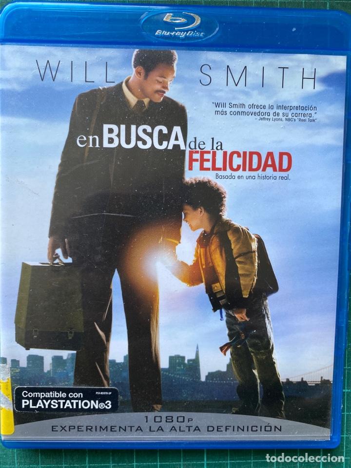 EN BUSCA DE LA FELICIDAD (PURSUIT OF HAPPINESS) (2006) (DRAMA) (BLU-RAY ) (Cine - Películas - Blu-Ray Disc)