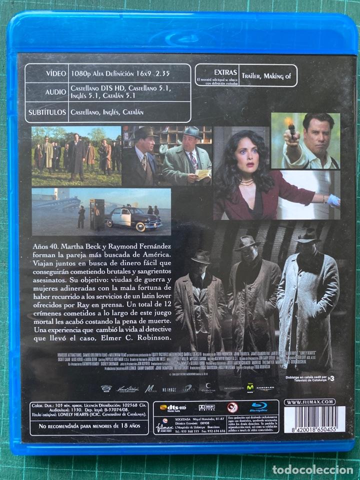 Cine: Corazones Solitarios (Lonely Hearts) (2006) (Suspenso/Drama) (Blu-Ray) - Foto 2 - 278184428