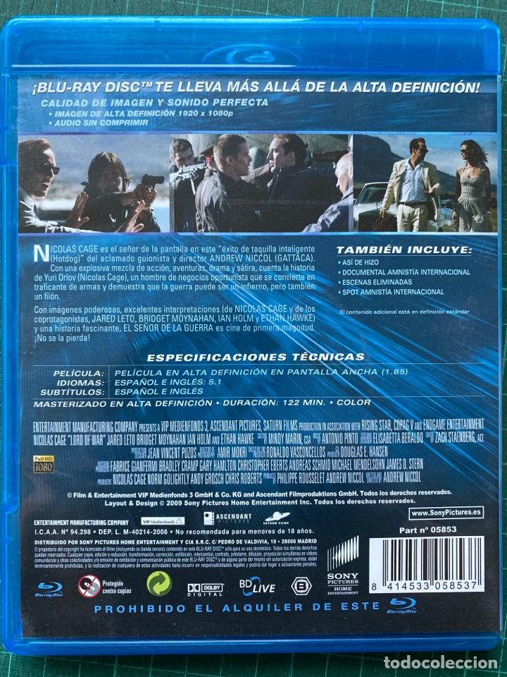 Cine: El Señor de la Guerra (Lord of War) (2005) (Bélico/Crimen) (Blu-Ray) - Foto 2 - 278184933