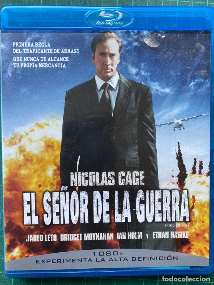 EL SEÑOR DE LA GUERRA (LORD OF WAR) (2005) (BÉLICO/CRIMEN) (BLU-RAY) (Cine - Películas - Blu-Ray Disc)