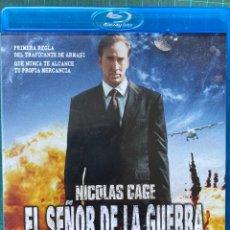 Cine: EL SEÑOR DE LA GUERRA (LORD OF WAR) (2005) (BÉLICO/CRIMEN) (BLU-RAY). Lote 278184933