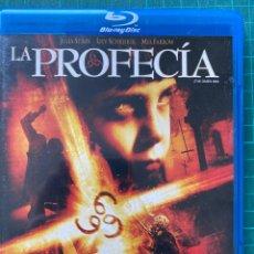 Cinema: LA PROFECÍA (THE OMEN) (2006) (TERROR/SOBRENATURAL) (BLU-RAY). Lote 278186798