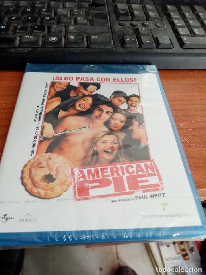 ALGO PASA CON ELLOS. AMERICAN PIE. NUEVA PRECINTADA. B23DVD (Cine - Películas - Blu-Ray Disc)