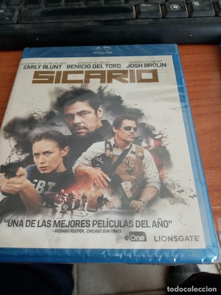 SICARIO. NUEVA PRECINTADA. EST26B2F7 (Cine - Películas - Blu-Ray Disc)