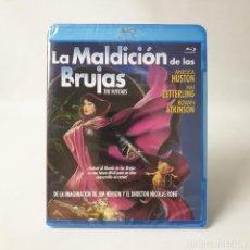 Cine: LA MALDICIÓN DE LAS BRUJAS(1990) JIM HENSON/ALLAN SCOTT (NOVELA: ROALD DAHL) ANJELICA HUSTON. Lote 278201823