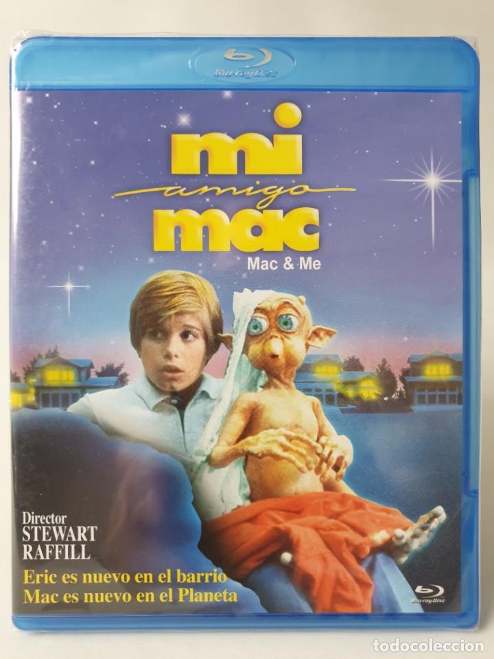 Cine: Mi amigo Mac (Mac & Me) (1988) Cine familiar/ficción/Extraterrestres/ Stewart Raffill/Alan Silvestri - Foto 2 - 278202473