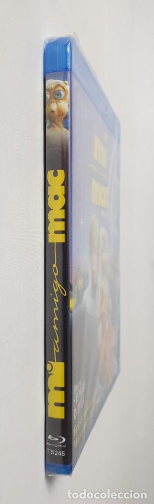 Cine: Mi amigo Mac (Mac & Me) (1988) Cine familiar/ficción/Extraterrestres/ Stewart Raffill/Alan Silvestri - Foto 3 - 278202473