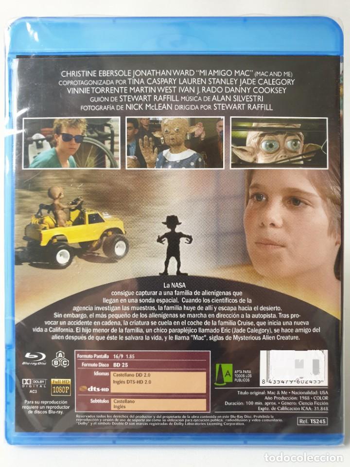 Cine: Mi amigo Mac (Mac & Me) (1988) Cine familiar/ficción/Extraterrestres/ Stewart Raffill/Alan Silvestri - Foto 4 - 278202473