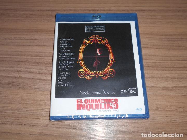 EL QUIMERICO INQUILINO BLU-RAY DISC DE ROMAN POLANSKI ISABELLE ADJANI NUEVO PRECINTADO (Cine - Películas - Blu-Ray Disc)