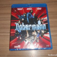 Cine: DOBERMAN BLU-RAY DISC VINCENT CASSEL MONICA BELLUCCI NUEVO PRECINTADO. Lote 278204738