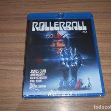 Cine: ROLLERBALL BLU-RAY DISC JAMES CAAN NUEVO PRECINTADO. Lote 278205268