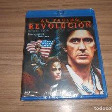 Cine: REVOLUCION BLU-RAY DISC AL PACINO NUEVO PRECINTADO. Lote 278205348