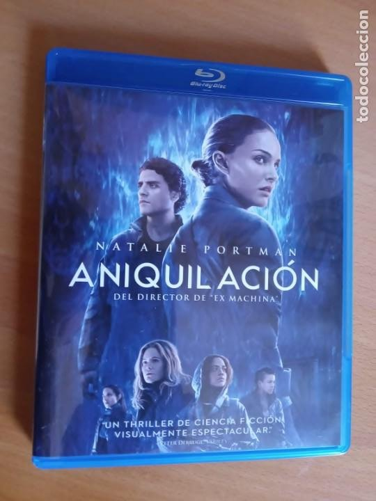 CINE PELICULA BLU-RAY ANIQUILACION (Cine - Películas - Blu-Ray Disc)
