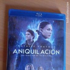 Cine: CINE PELICULA BLU-RAY ANIQUILACION. Lote 278205643