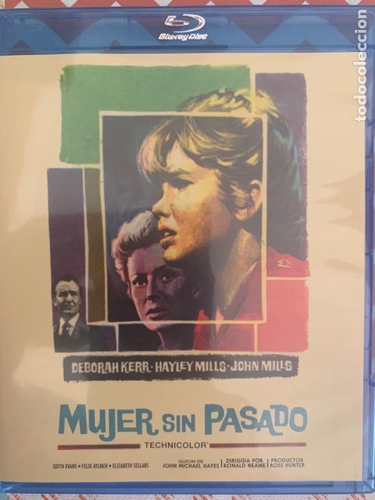 MUJER SIN PASADO (Cine - Películas - Blu-Ray Disc)