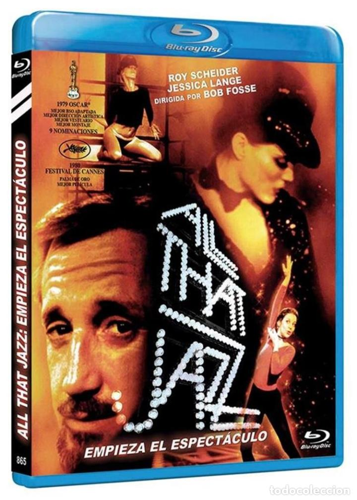 ALL THAT JAZZ : EMPIEZA EL ESPECTACULO (BLU-RAY) (Cine - Películas - Blu-Ray Disc)