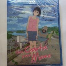 Cine: UNA CARTA PARA MOMO - BLURAY - HIROYUKI OKIURA- ANIME JAPONES - NUEVO - ULISESS37. Lote 278265063