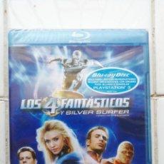 Cine: LOS 4 FANTÁSTICOS Y SILVER SURFER, BLURAY, NUEVO Y PRECINTADO. Lote 278391078