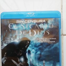 Cine: EL SICARIO DE DIOS, SIN CENSURA, BLURAY, SEGUNDA MANO PERO EN PERFECTO ESTADO. Lote 278392503