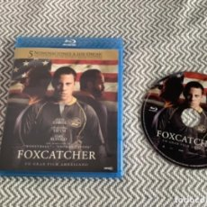 Cine: FOXCATCHER. . BLURAY. Lote 278411093