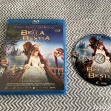 Cine: LA BELLA Y LA BESTA. BLURAY. Lote 278411213