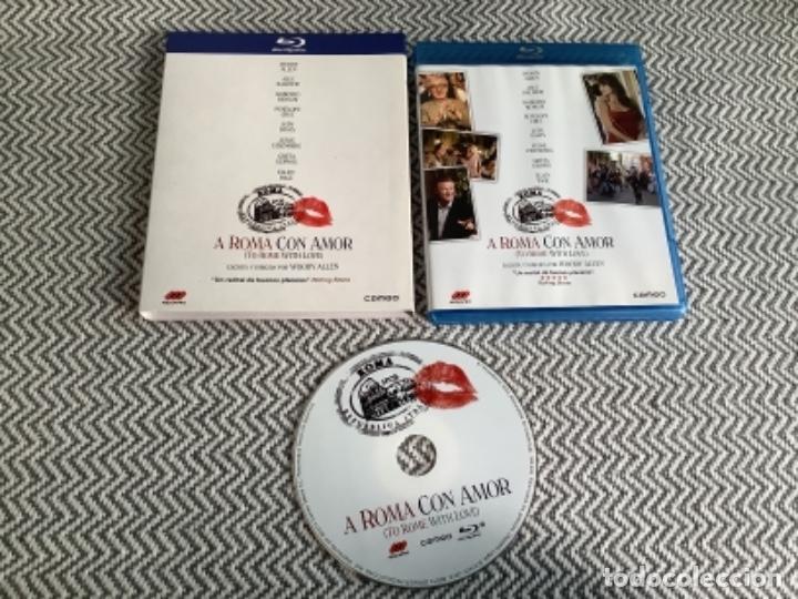 A ROMA CON AMOR. BLURAY (Cine - Películas - Blu-Ray Disc)
