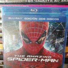 Cine: THE AMAZING SPIDERMAN, BLURAY, SEGUNDA MANO PERO EN PERFECTO ESTADO. Lote 278413808