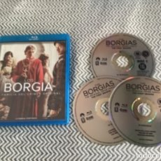 Cine: LOS BORGIA 1 TEMPORADA. BLURAY. Lote 278426098