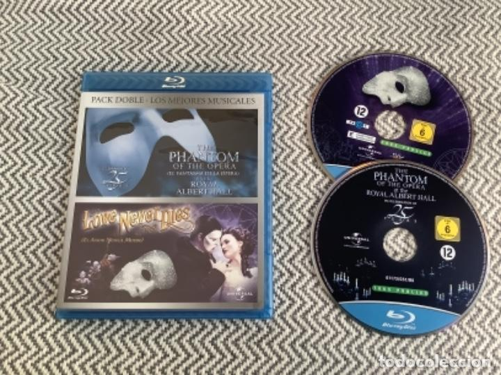 PACK DOBLE MEJORES MUSICALES. BLURAY (Cine - Películas - Blu-Ray Disc)