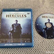 Cine: HÉRCULES. 3D + BLURAY. Lote 278485273