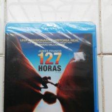 Cine: 127 HORAS, BLURAY, NUEVO Y PRECINTADO. Lote 278506818