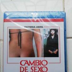 Cine: CAMBIO DE SEXO, BLURAY, NUEVO Y PRECINTADO. Lote 278507578