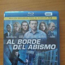 Cine: BLU-RAY AL BORDE DEL ABISMO - EDICION DE ALQUILER (H3). Lote 278513373