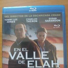Cine: BLU-RAY EN EL VALLE DE ELAH - TOMMY LEE JONES, CHARLIZE THERON (H3). Lote 278514768