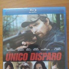 Cine: BLU-RAY UNICO DISPARO - SAM ROCKWELL, JEFFREY WRIGHT (H3). Lote 278515683