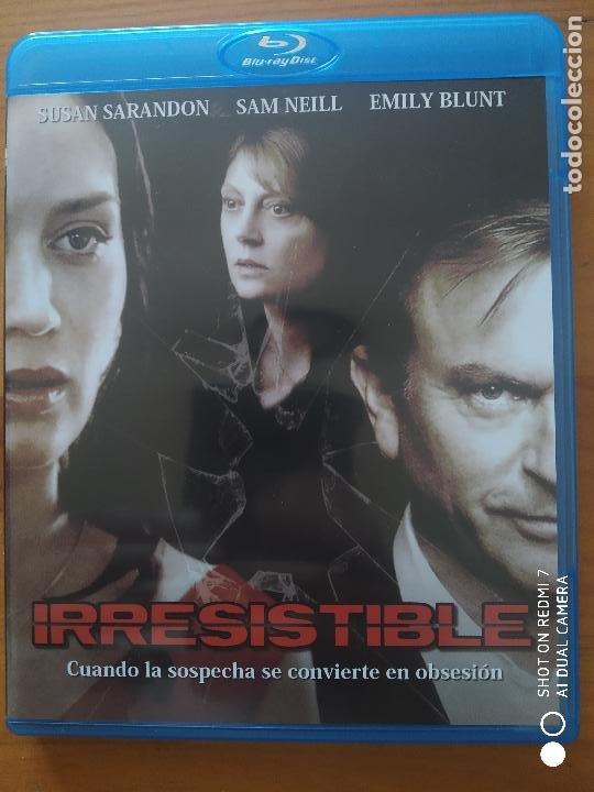 BLU-RAY IRRESISTIBLE - SUSAN SARANDON, SAM NEILL, EMILY BLUNT (I3) (Cine - Películas - Blu-Ray Disc)