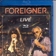 Cine: FOREIGNER--LIVE--2008 LIVE BLU-RAY-DISC. Lote 278528733