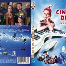 Cine: LOS CINCO MIL DEDOS DEL DR. T - ROY ROWLAND. Lote 278626023