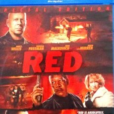 Cine: RED BLURAY. Lote 278661563