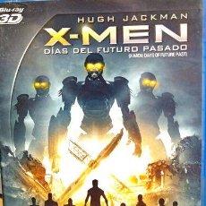 Cine: X MEN DIAS DEL FUTURO PASADO BLU RAY 3D COMO. Lote 278662493