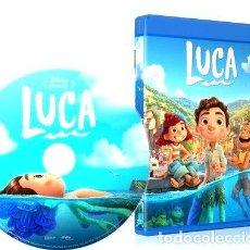 Cine: LUCA 2021 BLURAY. Lote 278664273