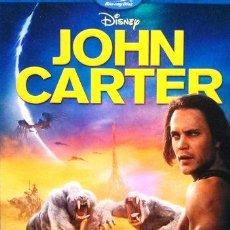 Cine: JOHN CARTER BLURAY. Lote 278665443