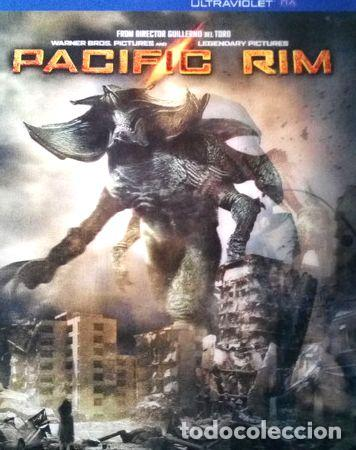 PACIFIC RIM BLURAY (Cine - Películas - Blu-Ray Disc)