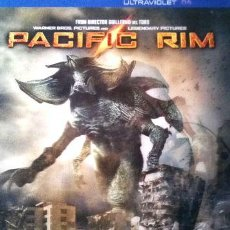 Cine: PACIFIC RIM BLURAY. Lote 278666123