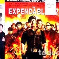 Cine: THE EXPENDABLES 1 2 Y 3 BLURAY. Lote 278665513